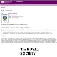zur Royal society